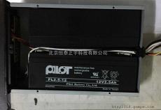 美国PILOT蓄电池PL2.5-12 12V2.5AH原装进口
