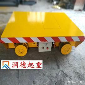 加工KP5t低压轨道电动平车 10吨卷线式电动平车 12.5t电动地爬车