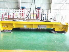 加工KP3t电动轨道平车 10吨卷线式电动平车 12.5t电动地爬车