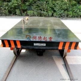加工KP30t防爆轨道电动平车 10吨卷线式电动平车 12.5t电动地爬车