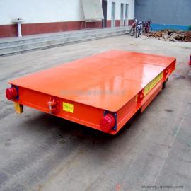 加工KP30t转弯轨道电动平车 55吨卷缆式轨道平车 75吨电动过跨车