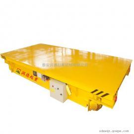 加工KP10t蓄电池轨道平车 10吨卷线式电动平车 12.5t电动地爬车