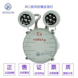 一体式防爆应急灯IP66 YM-ZFZD-E6W-BCJ52消防应急照明灯