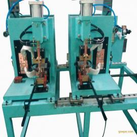 冰箱网片双头T型对焊机 自动T形碰焊机