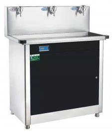 工厂节能饮水机校园温热饮水机步进式开水器净化饮水机