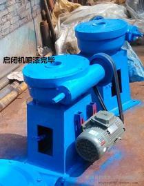 水泵站单吊点手电两用螺杆式启闭机QL型启闭机力15T、优质