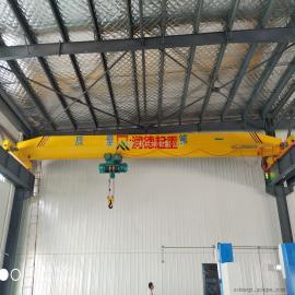 定做LD10吨电动单梁起重机 单梁行吊 悬挂吊车