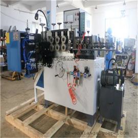 自动打圈对焊一体机 自动卷圈对焊机
