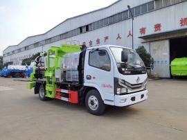 国六湿垃圾分类车 东风小多利卡餐厨垃圾车型号