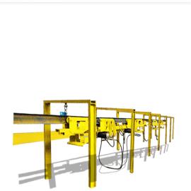 优质矿用单轨吊 单轨吊使用说明 DYD10型液压单轨吊