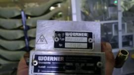 WOERNER缓冲器DBSS-10-20-08-EW-004