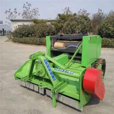 自走式粉碎打捆机 粉碎捡拾收割机 打捆机享农补