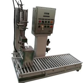 广志30升高纯脂灌装机 高酸脂罐装机厂GZ-25L