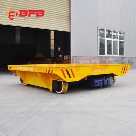 电缆卷筒有序排线转运车20吨电动搬运车10吨钢水搬运卷筒车