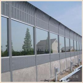 透明声屏障 公路透明隔声屏障 道路隔音屏障规格