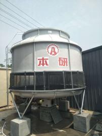 工厂设备配套使用水循环本研圆形冷却塔BY-R-350T