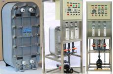 工业超纯水处理设备 离子交换超纯水设备