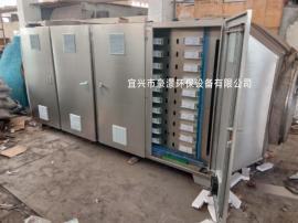 光催化氧化反应器 光触媒工业净化器 PP喷淋塔处理废气