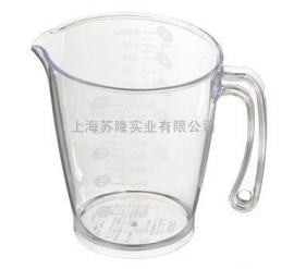 美国进口CAMBRO 量杯 225ml塑料不碎量杯 聚碳酸酯量杯