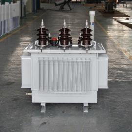 S13-100KVA 10/0.4KV 三相全密封 油浸式配电变压器