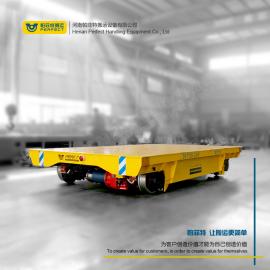 10T模具搬运车 45T油桶搬运小车 低压轨道平车