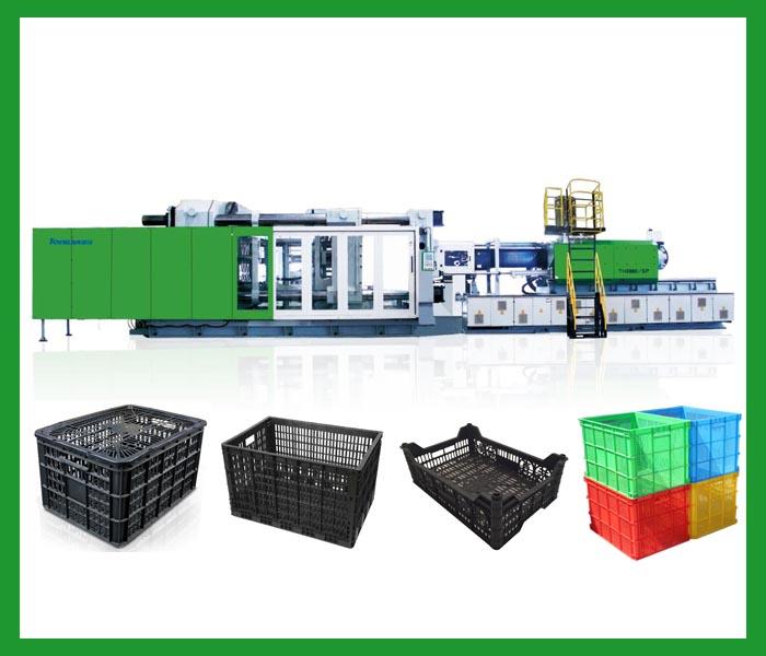水果筐生产设备/生产机器/生产机械/注塑机