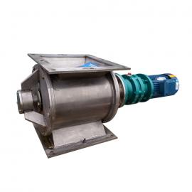 泊头宏大定制不锈钢型卸料器,除�m器卸灰系统