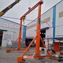 加工定做MH2t运行式龙门吊 胶轮式龙门架
