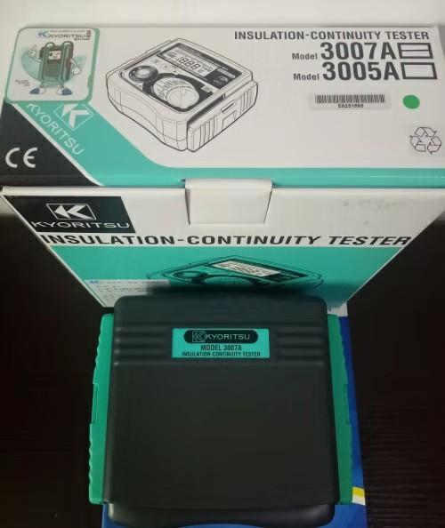 绝缘导通测试仪3005A/3007A日本共立