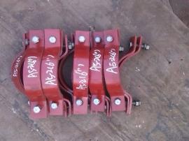A5-1标准型双螺栓管夹