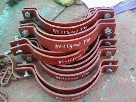 A5-1基准型双螺栓管夹