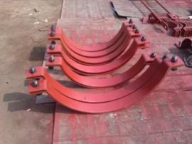A6-1重型双螺栓管夹