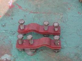A8-1三螺栓管�A