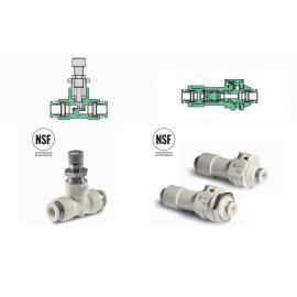 AVS ROMER食品级材质耐高温高压电磁阀接头
