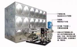 JBW箱式无负压变频供水设备/RBG全自动变频调速无负压供水设备