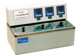 齐欣三孔电热恒温水槽DK-8D