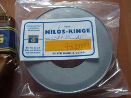 原装进口德国NILOS-RING密封圈135AV