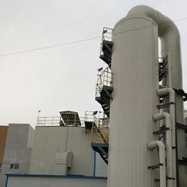 电厂燃煤锅炉除尘器改造悬浮物分离速度加快