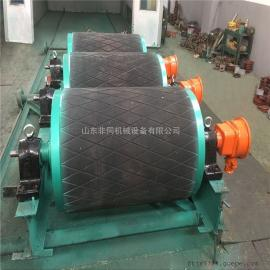 非同公司简介 技术中心 隔爆型油冷式电动滚筒YZB55型