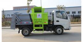 新款凯马餐厨垃圾车(3方)推荐小型泔水运输车