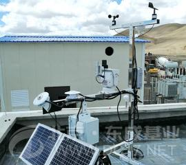 超声波气象站
