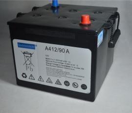 德���光蓄�池A412/90A-德���光蓄�池90a