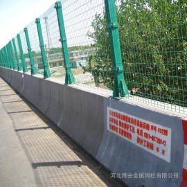 博安网栏生产高架桥防落物网车间施工流程