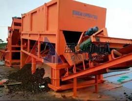 建筑垃圾筛分机-破碎分拣一体-蓝基国内知名企业