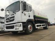 东风天锦12-15吨绿化喷洒车