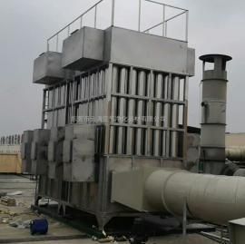 工业油烟净化器,齿轮锻造烟雾处理设备