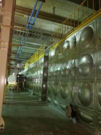 不锈钢方形压力保温水箱 加厚304不锈钢水箱