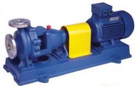 IH80-50-200不锈钢化工离心泵