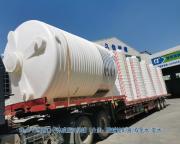 15立方蚀刻液储罐 30m3电镀废水储罐 耐腐蚀PE储罐