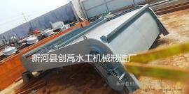耐腐蚀性能好YZL-螺旋压榨机、不锈钢304拦污栅、清污机